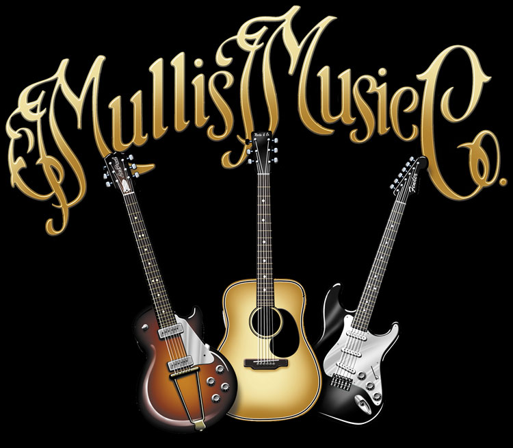 Welcome To Mullis Music Co Guitars Fender Gibson Martin Guitar Lessons And Repairs